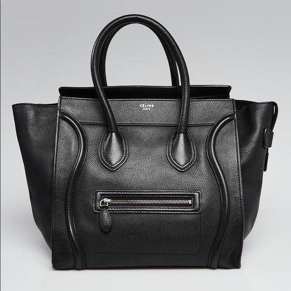 de4e6bb887 Celine Handbags - Celine Luggage Large